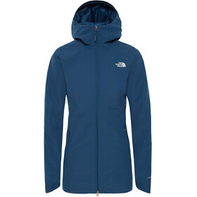 The North Face Hikesteller Parka Shell Jacket Women blue wing teal